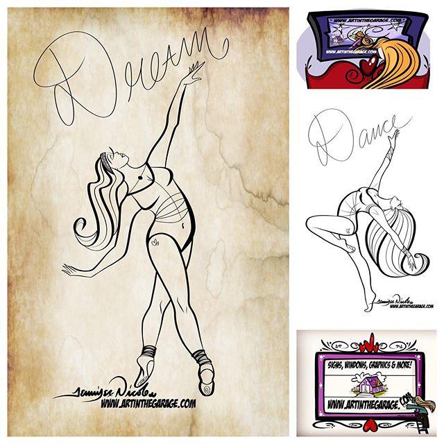 5-29-19 Dream Dancer Outline