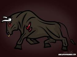 7-6-17 Bull