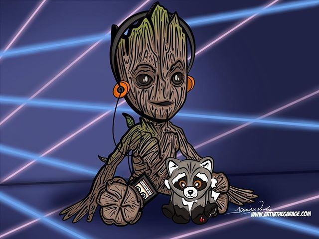 5-6-17 Baby Groot Photo