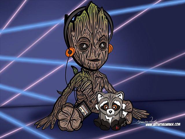 5-6-17 Baby Groot Photo