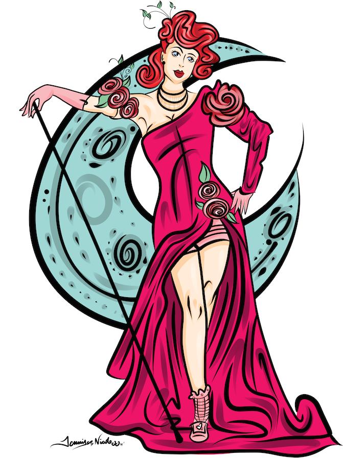 5-24-14 Moon Goddess Inked.png