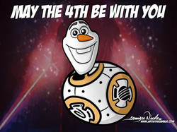 5-4-19 May The 4th Be With You