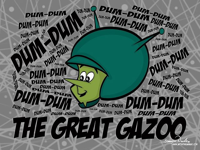 2-25-20 The Great Gazoo