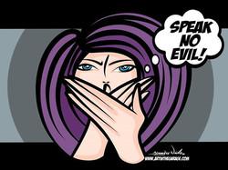7-27-16 Speak No Evil