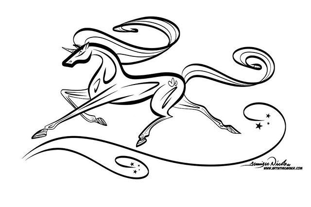 4-2-19 Unicorn