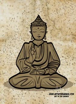 5-17-21 Buddha