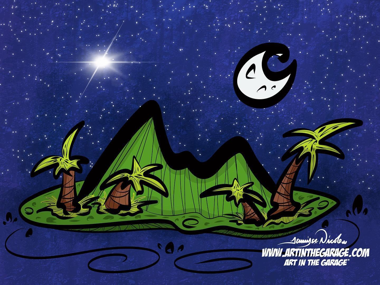 11-11-20 Desert Island