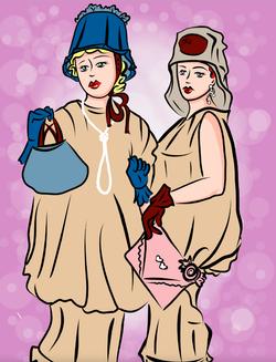 7-24-13 Paris Gown