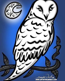 4-5-17 Owl