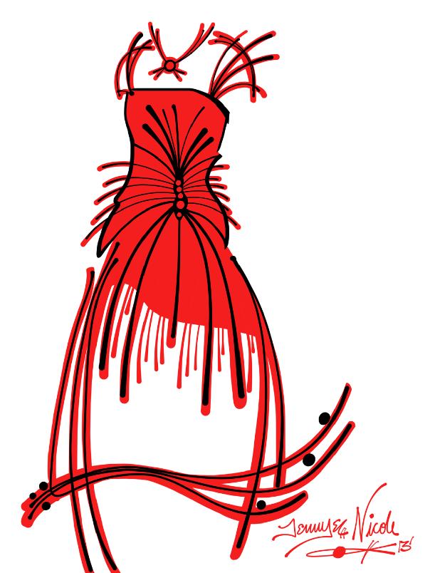3-27-13 The Dress