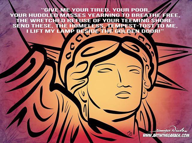 11-1-18 Lady Liberty