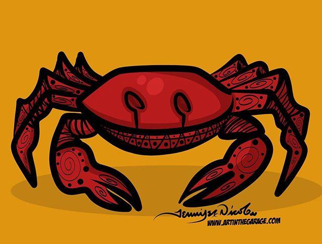 8-25-17 Crab