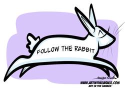 3-6-21 Follow The Rabbit