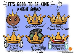 10-20-18 It's Good To Be King_ Knight Sq