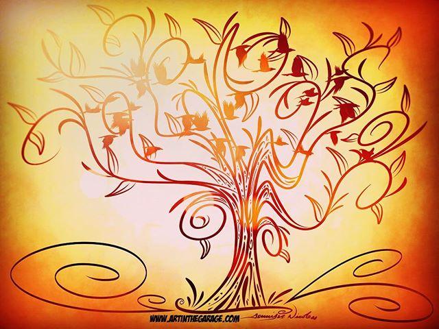 8-10-16 Tree Of Life