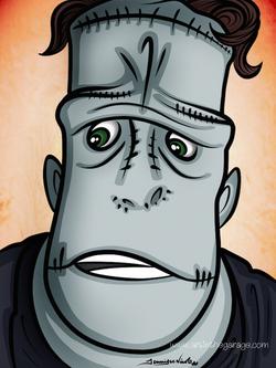 6-8-15 Frankenstein
