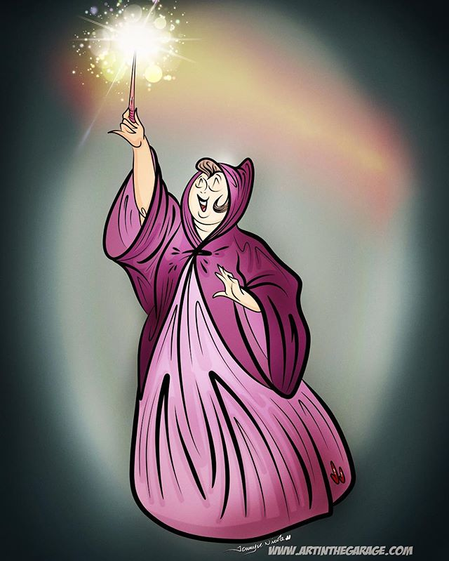 9-24-16 Fairy Godmother
