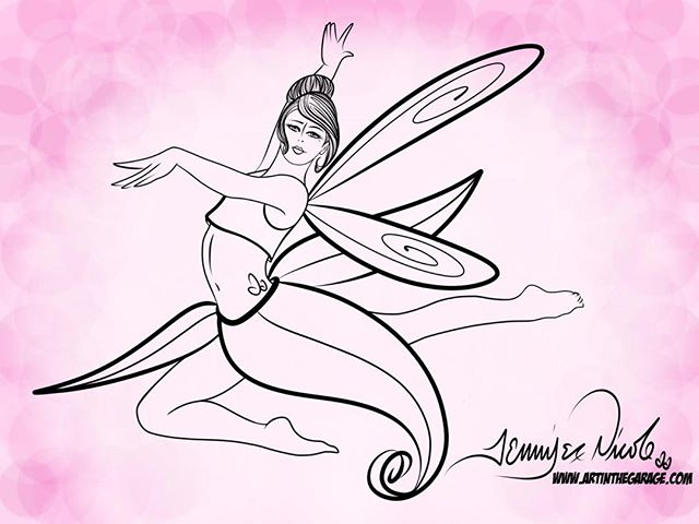 8-7-17 Fairy Love