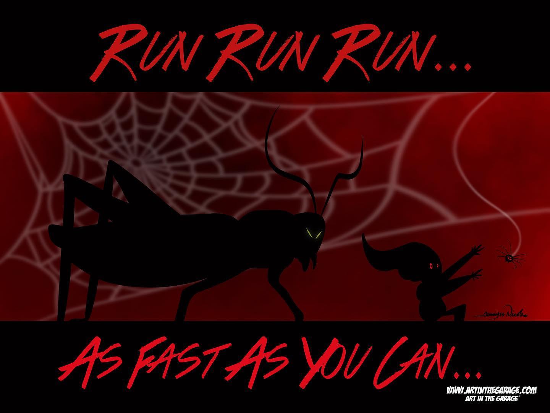 8-18-20 Run Run Run As Fast As You Can