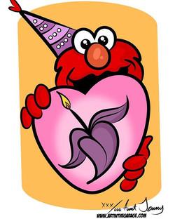 7-30-16 Elmo Birthdays