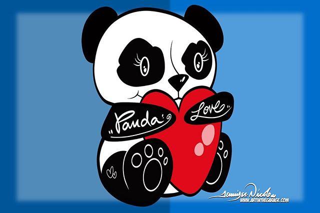 4-3-19 Panda Love