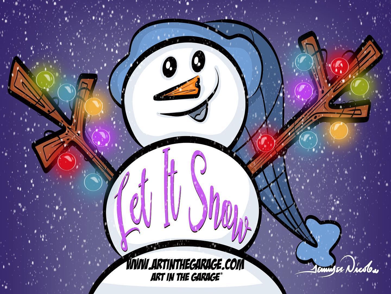 12-17-20 Let It Snow