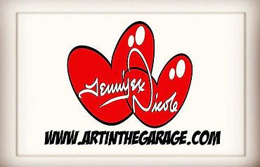 Jennifer Nicole Art In The Garage
