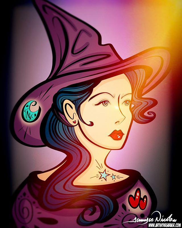 9-11-17 Witch