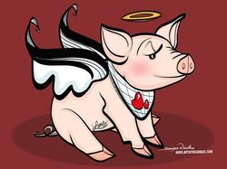 3-6-18 Pretty Piggy