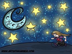 4-9-17 Catching Stars