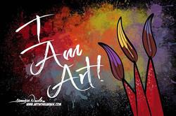 10-1-19 I Am Art