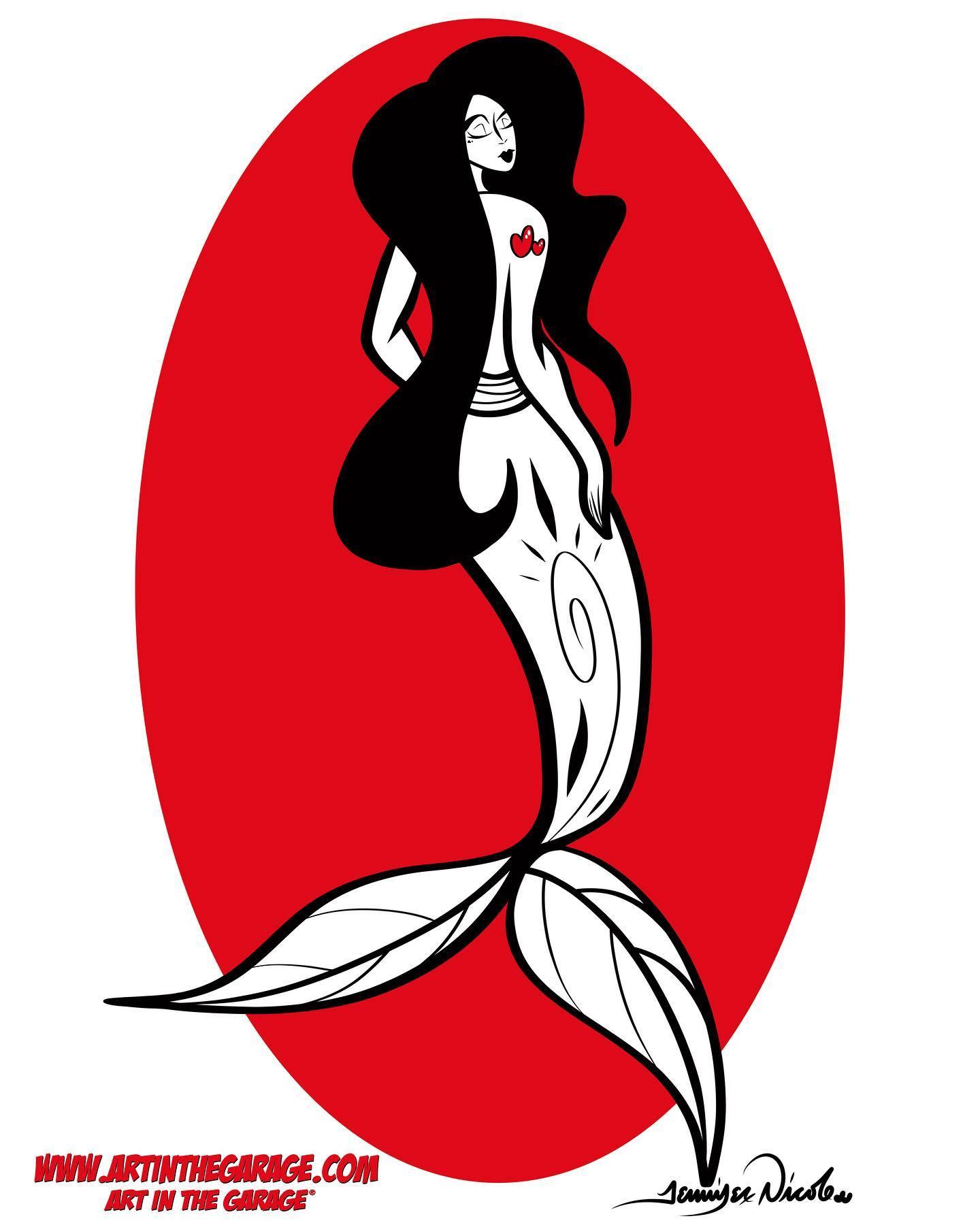 10-26-20 Mermaid