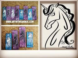 10-4-18 Unicorns & Folk Art