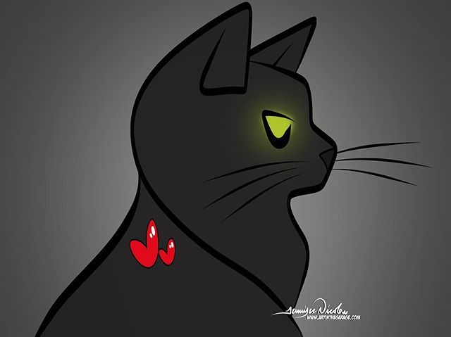 9-24-19 Black Cats Rule..