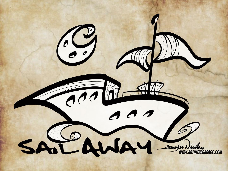 5-5-20 Sail Away