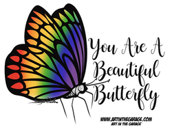 6-26-21 You Are A Beautiful Butterfly