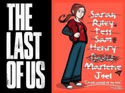 9-26-18 Last Of Us_ Outbreakday Fan Art.