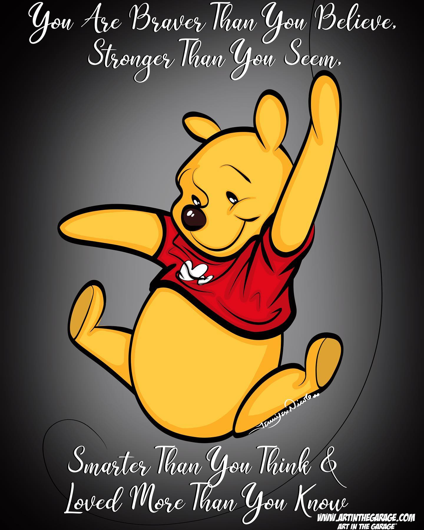 1-18-21 Winnie The Pooh Day
