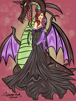 8-28-13 My Friend Maleficent