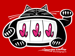3-19-16 Lucky Cat Too