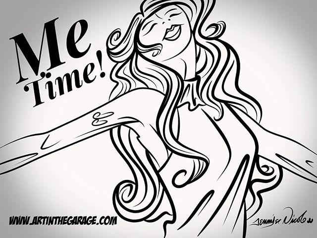 3-26-17 Me Time