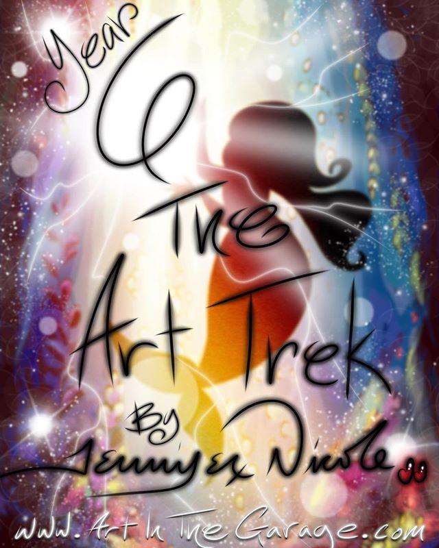 1-1-19 Year 6 The Art Trek by Jennifer N