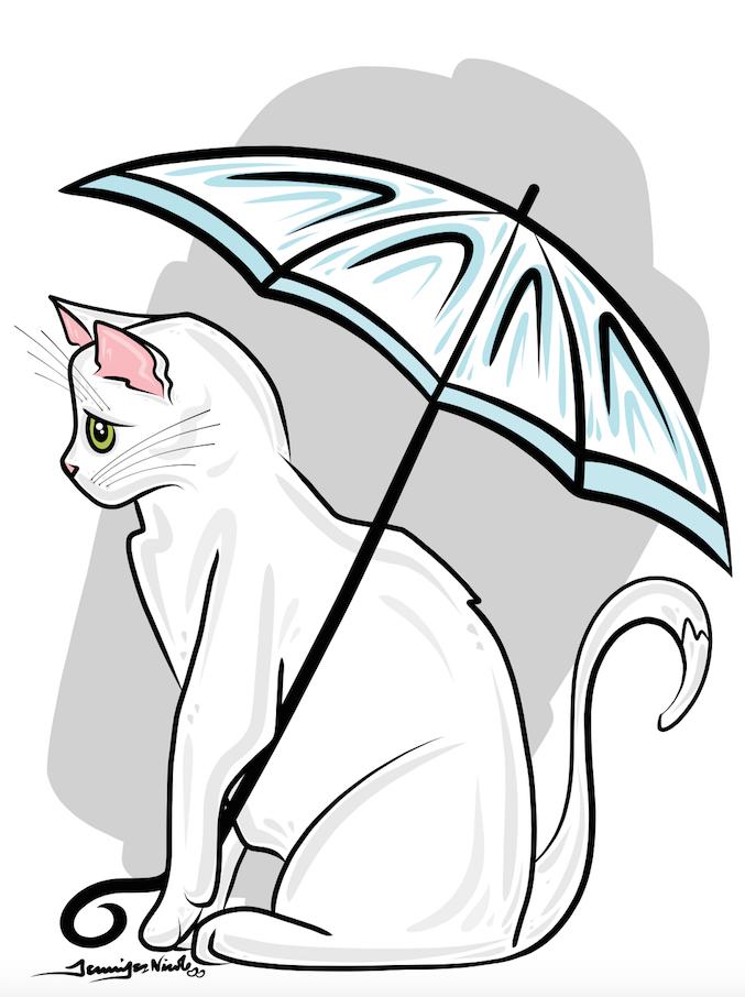 1-18-15 Cats Hate Rain