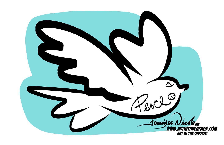 12-12-20 Peace Dove