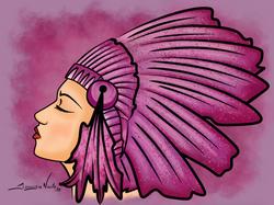 1-12-14 Purple & Pink