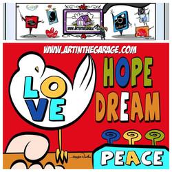 6-20-20 Love Hope Dream Peace