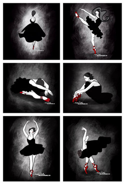 12-16 to 12-20 2019 Noir Dancer Series