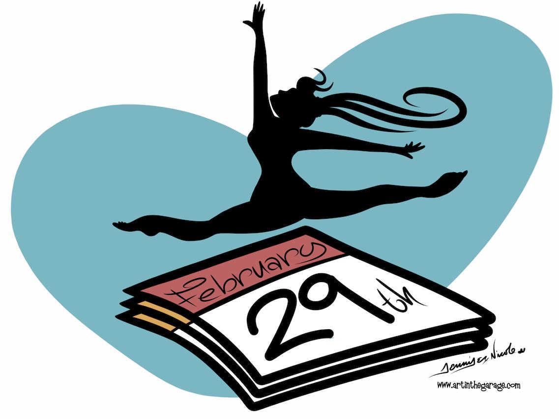 2-29-16 Leap Year 2016