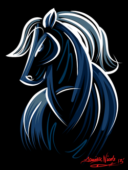 1-19-13 Horse