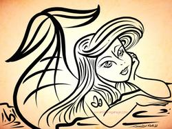 6-21-15 Mergirl Outline